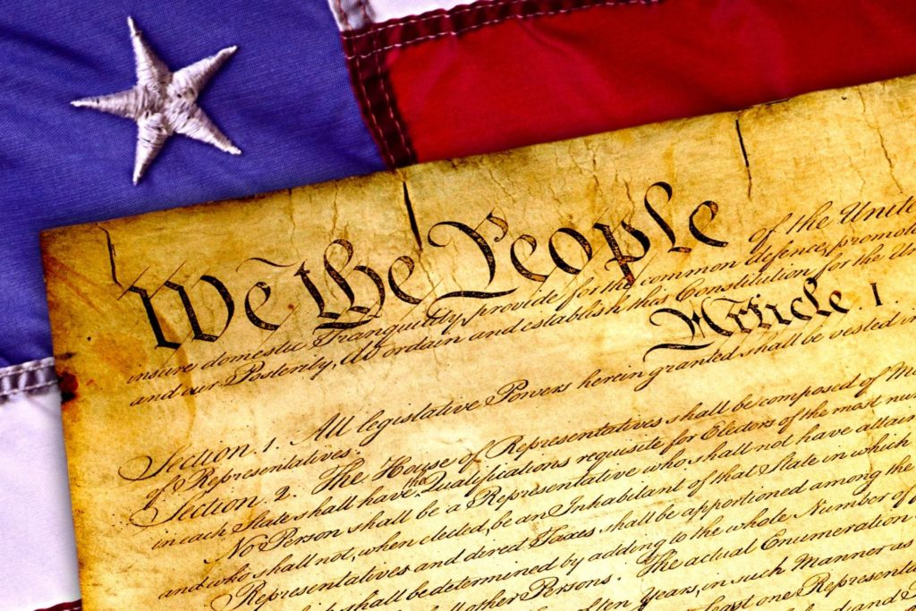 We The People - Constitution
